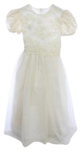 IVORY Maxi Dress by Others Follow Posies Penelope Christening