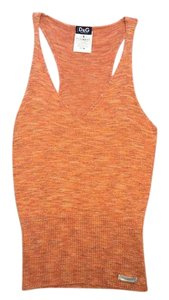 Dolce&Gabbana Top Orange