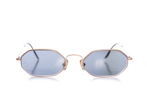 Chanel Metal Frame Sunglasses