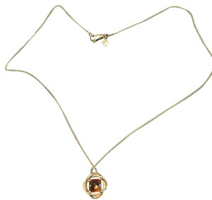David Yurman 17' Inch Citrine Birthstone