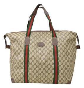 Gucci Gg Boston Travel Bag