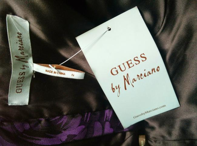 Guess By Marciano Strapless Floral Dress