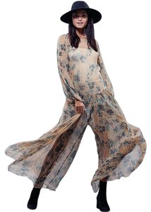 Free People Bohemian Boho Bali Festival Dress