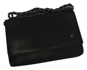 Chanel Wallet On Chain Camelia Cross Body Bag
