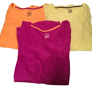 Danskin 3pack athletic tops