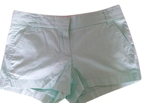 J.Crew Nwt City Fit 100% Shorts Teal