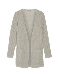 Michael Kors Collection Cashmere Linen Coat