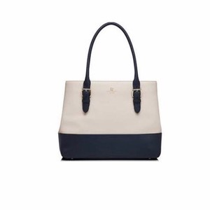 Kate Spade Tote in Pebble/ French Navy