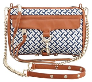 Rebecca Minkoff Leather Mini Mac Summer Cross Body Bag