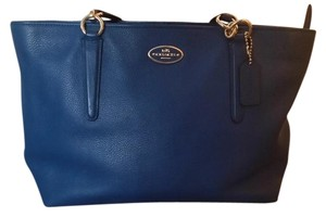 Coach 33961 Tote in Teal