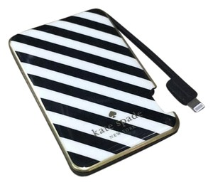 Kate Spade Stripe Slim Battery Bank I phone