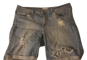 Jessica Simpson Cut Off Shorts Light denim