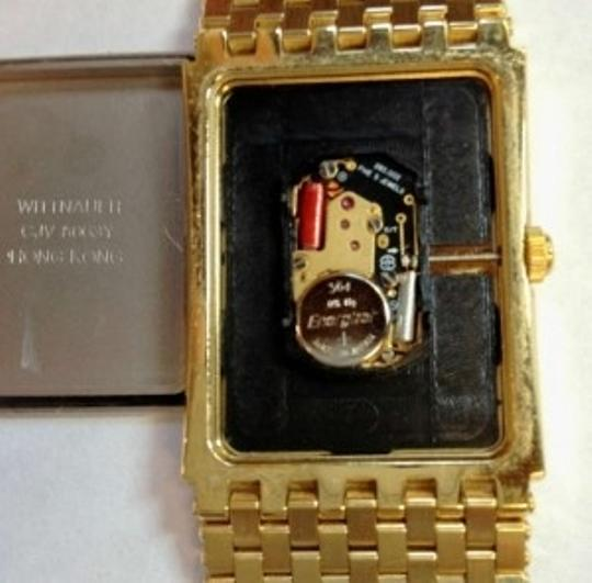 TNA WITTNAUER Mens Watch WITH Box, papers & extra links Retails $730