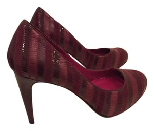 Cole Haan Burgundy Pumps