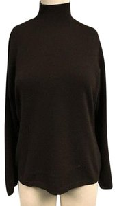 Neiman Marcus Dark Sweater