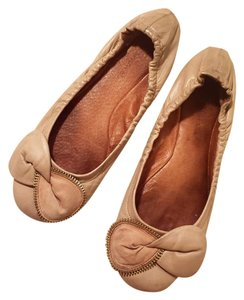 See by Chlo Blush, pink Flats