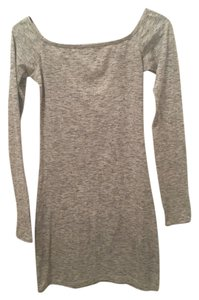 Stolen Girlfriends Club short dress Heather Gray Basic on Tradesy