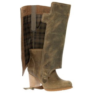 Timberland Earthkeepers Taupe Boots