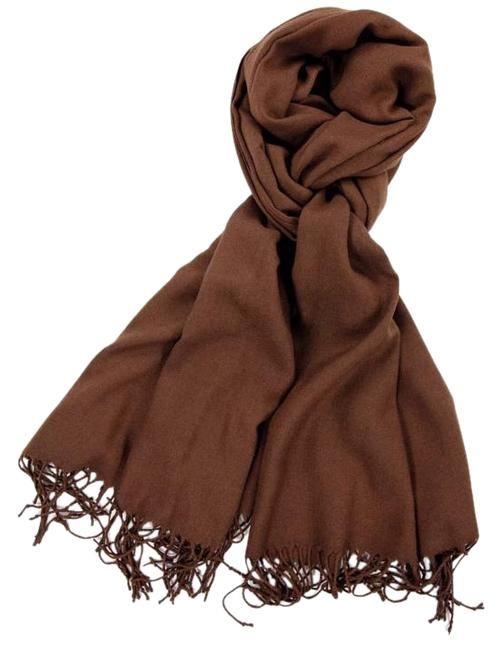 Item - Brown Scarf/Wrap