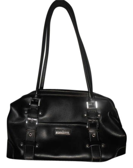 Duck Head Satchel in Black