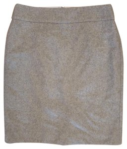 J.Crew Pencil No. 2 Skirt Gray