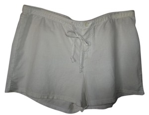 Gap Linen Pockets Tie Shorts