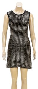 Alice + Olivia short dress Black/Multicolor on Tradesy