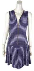 Theory Striped Nautical Dress