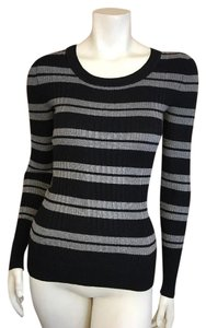 Hooked Up by IOT Stripes Macys Knit Sweater