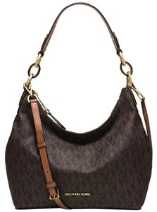 Michael Kors Isabella Satchel in Brown