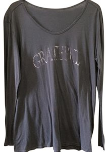 CJ by Cookie Johnson T Shirt grey