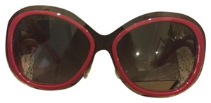 Louis Vuitton Flore Oversize LV sunglasses