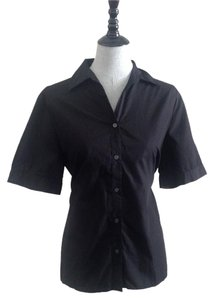 Karen Scott Top Black