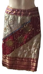 Other Skirt Gold multi.