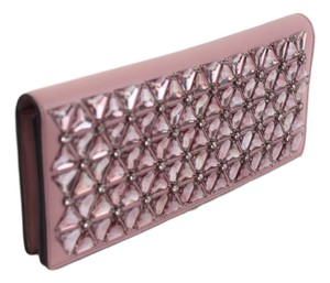 Gucci Beaded Handmade 363298 Rose Clutch