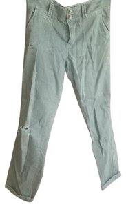 American Eagle Outfitters Capris Green