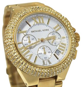 Michael Kors Michael Kors Gold Woman Watch MK5756