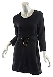 Lutz & Patmos short dress Black on Tradesy