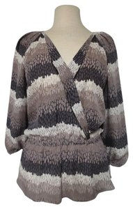 Parker Top Cream, taupe, gray, tan
