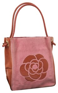 Chanel Camellia Luxury Tote in Pink