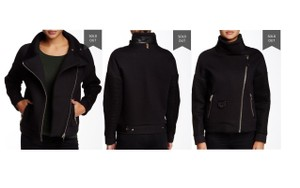 Mackage Black Jacket