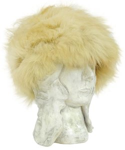 Other Vintage Fox Fur Hat | Vintage Fur Hat | 60s Russian Fox Hat