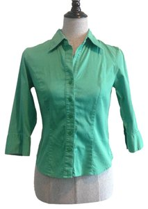 Apostrophe Top Green