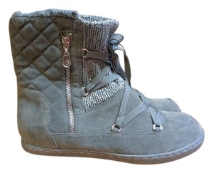 Guess Roberta Ankle Gray Boots