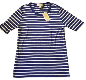 Michael Kors T Shirt Navy/white