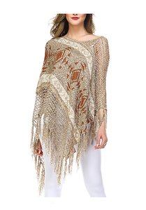 Standard Fashion Show Fringe Cover Up Tunic