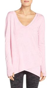 Zella Zella 'Shadow' Cutout Long Sleeve Tee