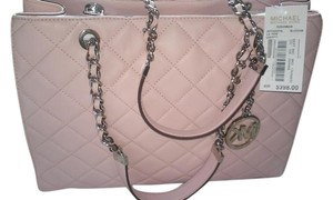 Michael Kors Tote in Blossom pink