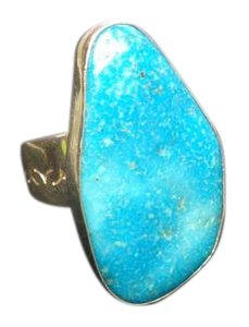 Mine Finds by Jay King Jay King Free Form Turquoise Ring