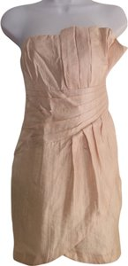 H&M Strapless Lined Dress